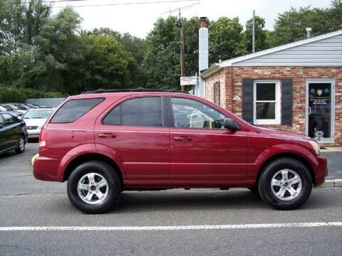 2003 Kia Sorento for sale at Motor Pool Operations in Hainesport NJ