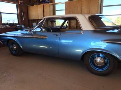 1962 Plymouth Belvedere for sale at Classic Car Deals in Cadillac MI
