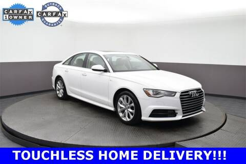 2017 Audi A6 for sale at M & I Imports in Highland Park IL