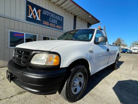 2003 Ford F-150 for sale at M & A Affordable Cars in Vancouver WA