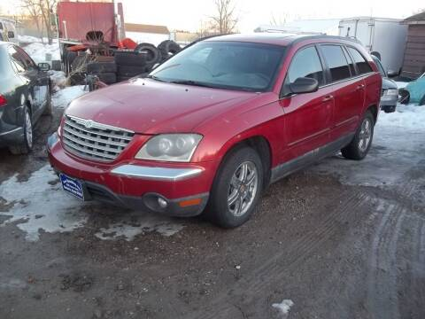 2004 Chrysler Pacifica for sale at BRETT SPAULDING SALES in Onawa IA