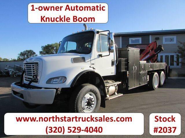 2010 Freightliner M2 112V for sale at NorthStar Truck Sales in Saint Cloud MN