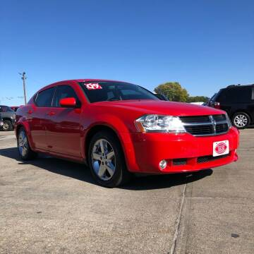2009 Dodge Avenger for sale at UNITED AUTO INC in South Sioux City NE