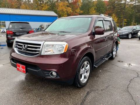 2013 Honda Pilot for sale at AutoMile Motors in Saco ME