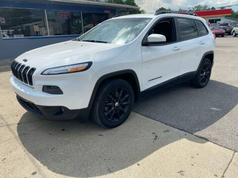 2014 Jeep Cherokee for sale at Wise Investments Auto Sales in Sellersburg IN
