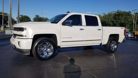 2017 Chevrolet Silverado 1500 for sale at Whitmore Chevrolet in West Point VA