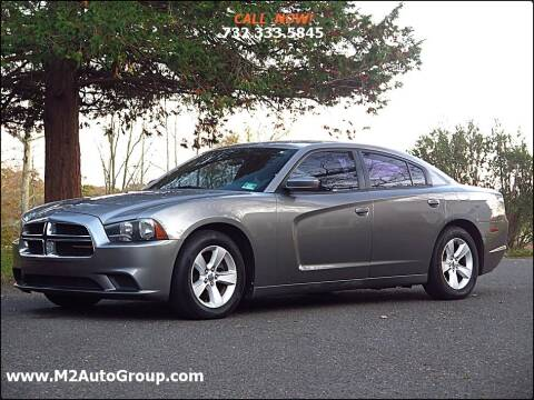 2012 Dodge Charger for sale at M2 Auto Group Llc. EAST BRUNSWICK in East Brunswick NJ