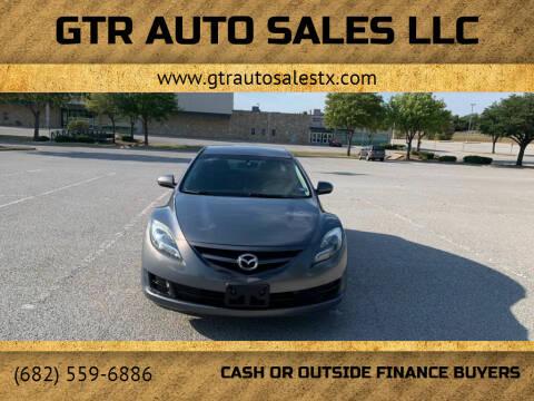 2011 Mazda MAZDA6 for sale at GTR Auto Sales LLC in Haltom City TX