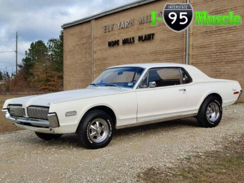 1968 Mercury Cougar for sale at I-95 Muscle in Hope Mills NC