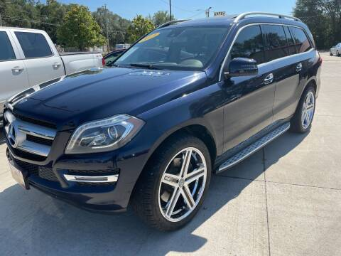 2013 Mercedes-Benz GL-Class for sale at Azteca Auto Sales LLC in Des Moines IA