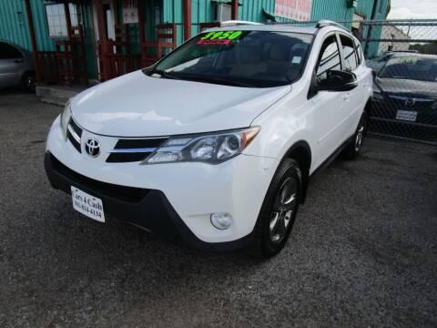 2015 Toyota RAV4 for sale at Cars 4 Cash in Corpus Christi TX