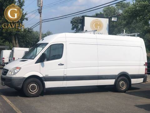 2013 Mercedes-Benz Sprinter Cargo for sale at Gaven Auto Group in Kenvil NJ