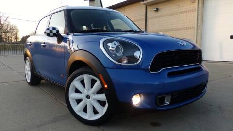 2012 MINI Cooper Countryman for sale at Prudential Auto Leasing in Hudson OH