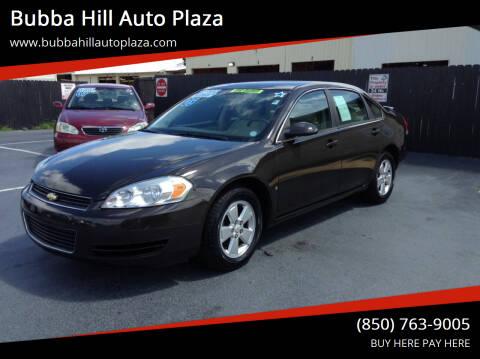 2008 Chevrolet Impala for sale at Bubba Hill Auto Plaza in Panama City FL