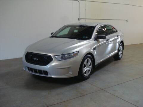2013 Ford Taurus for sale at Government Fleet Sales - Buy Here Pay Here in Kansas City MO