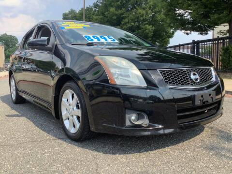 2012 Nissan Sentra for sale at Active Auto Sales Inc in Philadelphia PA