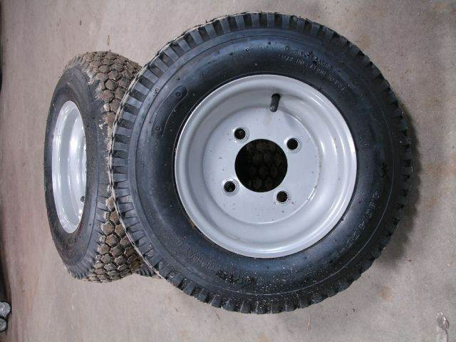 Tires Black for sale at Jim's Golf Cars & Utility Vehicles - Accessories in Reedsville WI