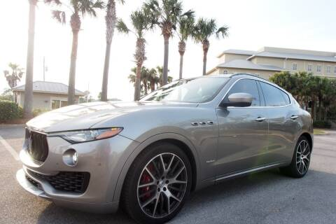 2018 Maserati Levante for sale at Gulf Financial Solutions Inc DBA GFS Autos in Panama City Beach FL