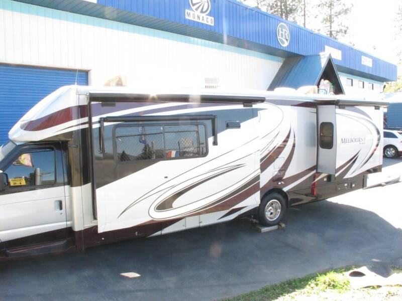 2008 Jayco Melborne 29' 3-Slideouts for sale at Oregon RV Outlet LLC - Class C Motorhomes in Grants Pass OR