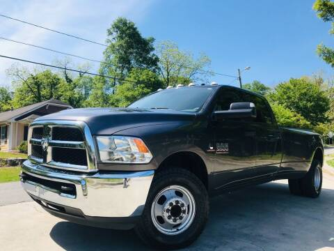 2018 RAM Ram Pickup 3500 for sale at Cobb Luxury Cars in Marietta GA