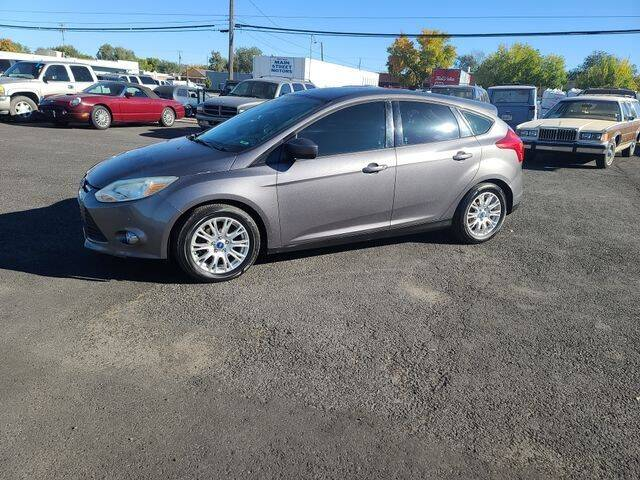 2012 Ford Focus for sale at Cars 4 Idaho in Twin Falls ID