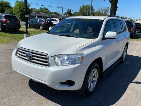 2009 Toyota Highlander for sale at Elvis Auto Sales LLC in Grand Rapids MI
