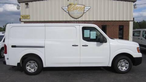 2020 Nissan NV Cargo for sale at Vans Of Great Bridge in Chesapeake VA