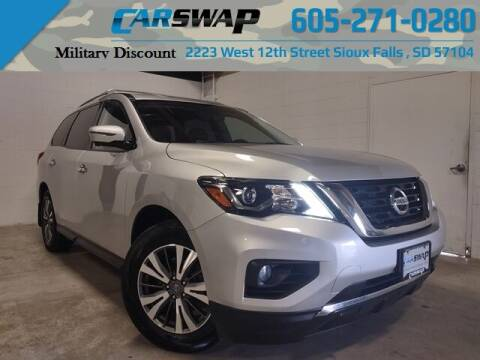 2017 Nissan Pathfinder for sale at CarSwap in Sioux Falls SD