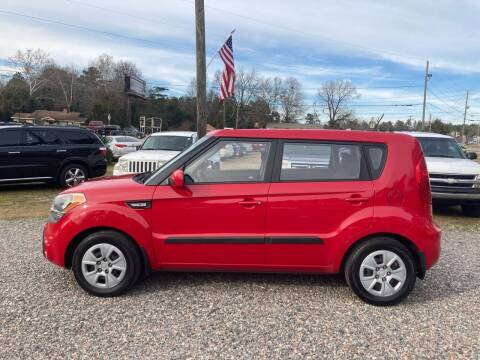2013 Kia Soul for sale at Joye & Company INC, in Augusta GA