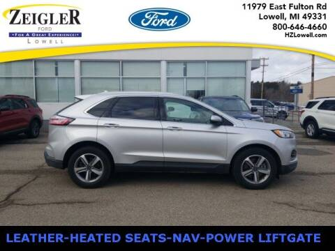 2019 Ford Edge for sale at Zeigler Ford of Plainwell- Jeff Bishop in Plainwell MI