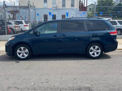 2012 Toyota Sienna for sale at G1 Auto Sales in Paterson NJ