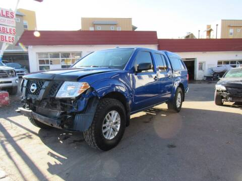 2015 Nissan Frontier for sale at STS Automotive - Sold in Denver CO