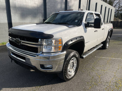 2011 Chevrolet Silverado 2500HD for sale at APX Auto Brokers in Lynnwood WA