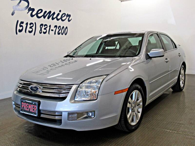 2006 Ford Fusion for sale at Premier Automotive Group in Milford OH