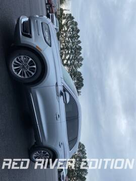 2020 Lincoln Nautilus for sale at RED RIVER DODGE - Red River of Malvern in Malvern AR