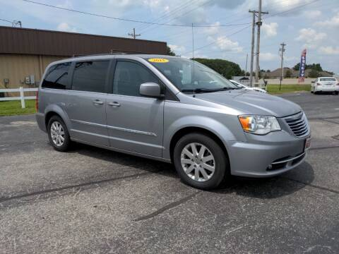 2015 Chrysler Town and Country for sale at Towell & Sons Auto Sales in Manila AR
