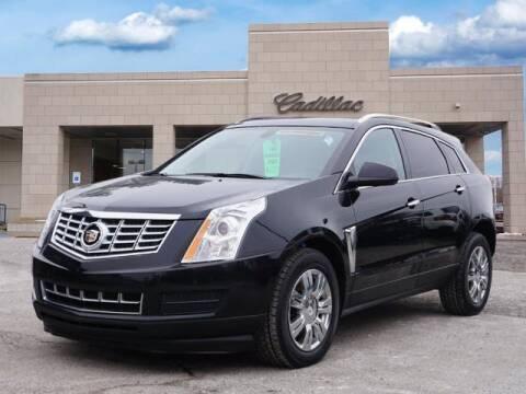 2013 Cadillac SRX for sale at Suburban Chevrolet of Ann Arbor in Ann Arbor MI