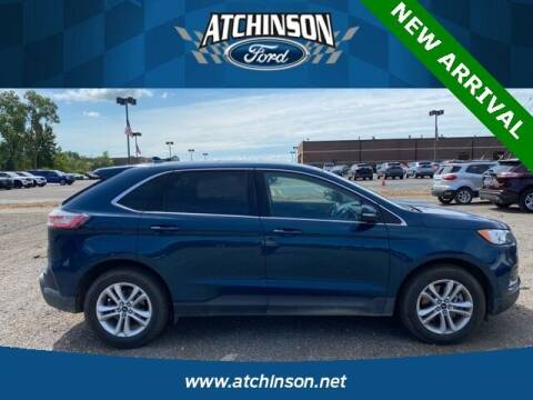 2020 Ford Edge for sale at Atchinson Ford Sales Inc in Belleville MI