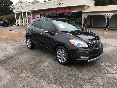 2014 Buick Encore for sale at Townsend Auto Mart in Millington TN