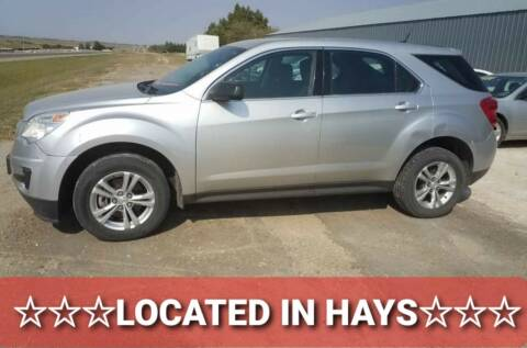 2012 Chevrolet Equinox for sale at Bretz Inc in Dighton KS