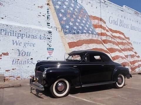 1941 Plymouth Business Coupe for sale at LARRY'S CLASSICS in Skiatook OK