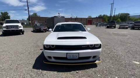 2018 Dodge Challenger for sale at Cj king of car loans/JJ's Best Auto Sales in Troy MI