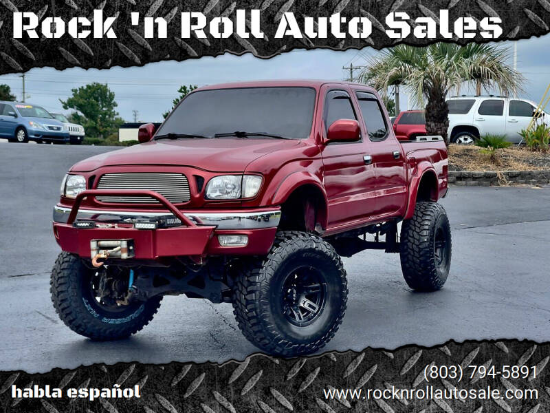 2003 Toyota Tacoma for sale at Rock 'n Roll Auto Sales in West Columbia SC