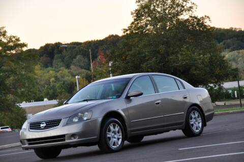 2005 Nissan Altima for sale at T CAR CARE INC in Philadelphia PA