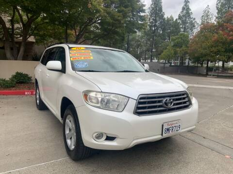 2010 Toyota Highlander for sale at Right Cars Auto Sales in Sacramento CA