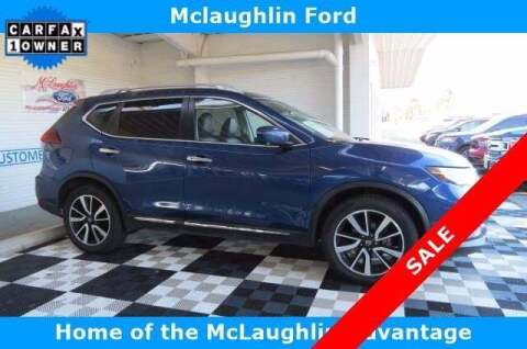 2019 Nissan Rogue for sale at McLaughlin Ford in Sumter SC