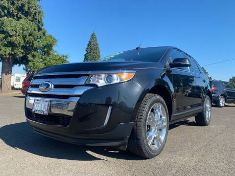 2014 Ford Edge for sale at Pacific Auto LLC in Woodburn OR