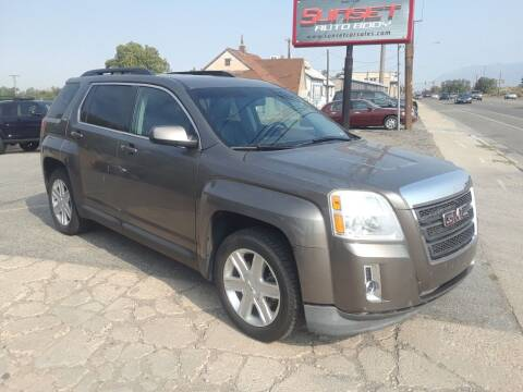 2011 GMC Terrain for sale at Sunset Auto Body in Sunset UT