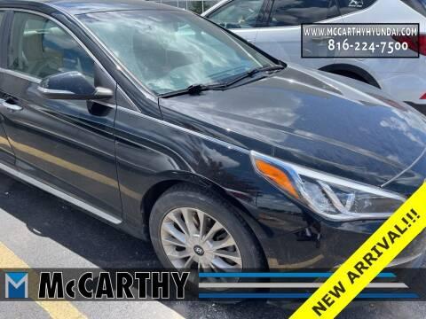 2015 Hyundai Sonata for sale at Mr. KC Cars - McCarthy Hyundai in Blue Springs MO