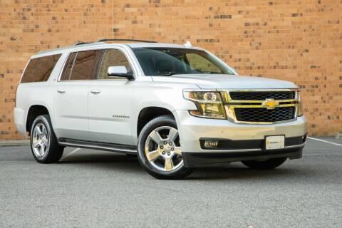 2016 Chevrolet Suburban for sale at Vantage Auto Group - Vantage Auto Wholesale in Moonachie NJ